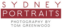 Baby, child & family photography: Sydney Portraits logo
